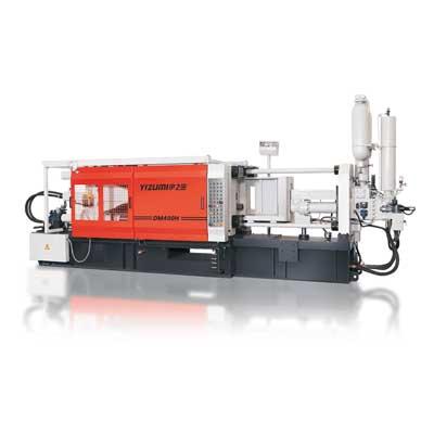Maquinaria de fundición con cámara fría