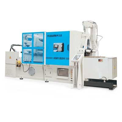 Maquinaria de fundición de cámara caliente gama HM-H