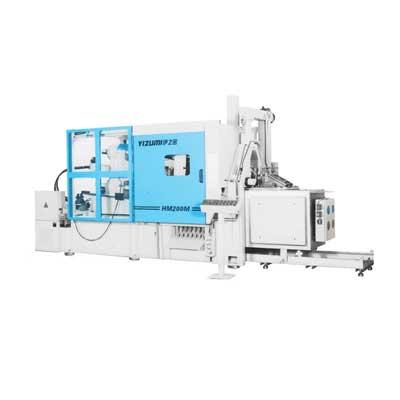 Maquinaria de fundición con cámara caliente gama HM-M